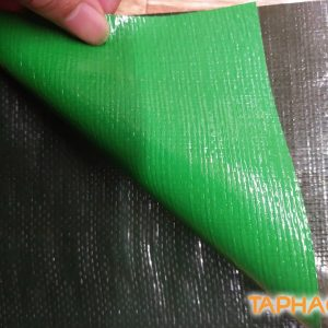 Bạt nhựa 2 da