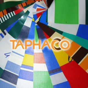 Bạt nhựa PVC Tarpaulin chống cháy